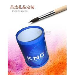 多种颜色定制PP笔筒加工图片