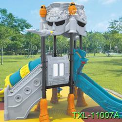 室内外组合滑梯 儿童滑梯 幼儿园滑梯 进口工程塑料图片