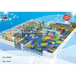 室内儿童主题乐园设备乐贝儿儿童益智主题乐园图片
