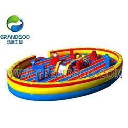 高品质大型充气玩具蹦床、活力蹦床充气玩具工厂直接图片