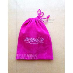 绒布礼品袋厂图片