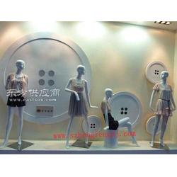 服装橱窗模特厂亮光模特道具订做图片