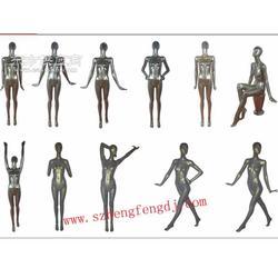时装陈列模特设计服装模特款式新颖图片