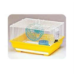 钉书机塑料仓鼠笼,优质塑料仓鼠笼厂家,进口塑料仓鼠图片
