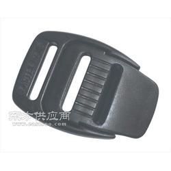 塑胶调节梯扣,背包调节目字扣F-020图片