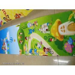 儿童爬行垫 彩色印刷多种颜色运动垫子 宝宝专用图片