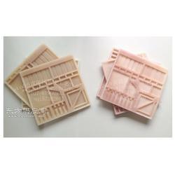石膏积木房子模具 智力积木房子模具图片