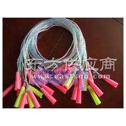 厂家供应精美儿童跳绳,PVC环保水晶跳绳,学生专用跳绳图片