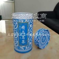 春茶纸罐精品茶叶纸罐茶叶纸筒包装图片