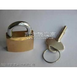 磁芯铜挂锁电脑管理锁机箱锁通开挂锁图片