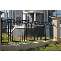 围栏生产厂家 铁艺围栏 别墅围墙围栏 外围防护栅栏图片