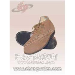 供应舒适钢头防砸皮鞋图片