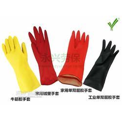 永兴劳保用品一站式采购平台专业提供工业胶手套厂家定制图片