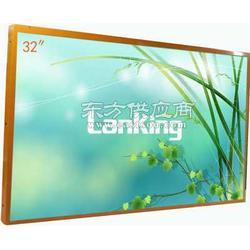 视讯厂家32寸KTV专用显示器刚化玻璃设计图片