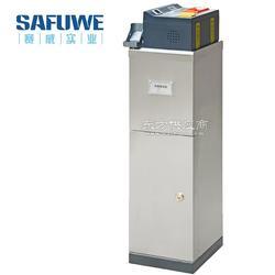 赛威实业供应半截门自动识别投币箱 智能识别投币箱无人售票箱图片