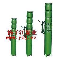 揚子江QJ型深井潛水電泵不銹鋼深井泵圖片
