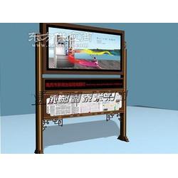 不锈钢站台灯箱 不锈钢站台灯箱的 鑫泰来供图片