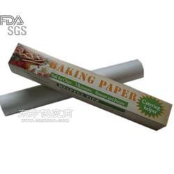 烤盘纸小卷 工厂生产图片