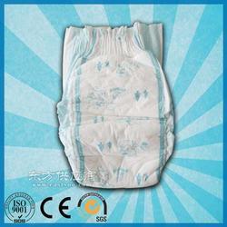 高端出口婴儿纸尿裤支持OEM/ODM M码宝宝尿不湿图片