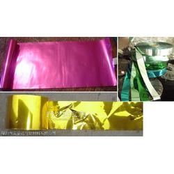 PET\PVC电镀皮料(金色锑纸、银色锑纸)图片