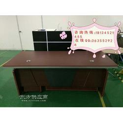 出售经理办公桌特价老板桌板式主管桌尺寸定做图片