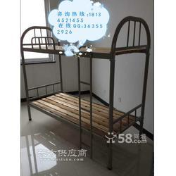 学生宿舍床铁架上下铺床职员加厚宿舍床全新直销图片