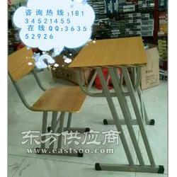 全新培训课桌椅定做教学课桌椅质量好学生课桌椅厂家图片
