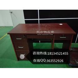 各种款式电脑桌定做出售全新办公桌独立职员办公桌图片