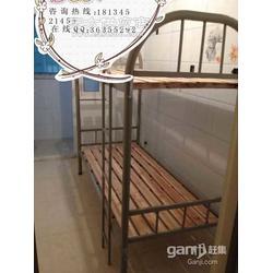 铁架宿舍床现货出售全新上下铺床职员床工地床包送货安装图片