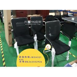 哪里有卖全新的办公职员椅 便宜的网格会议椅 老板椅图片