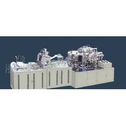 供应纸杯机 纸碗机RY-CW高速自动纸机直销图片
