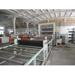 PP厚板材机组生产线图片