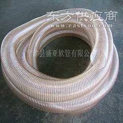 盛亚PU钢丝螺旋管图片